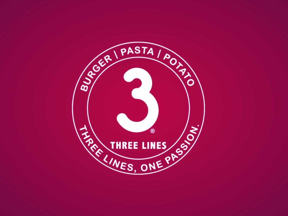 3 Lines