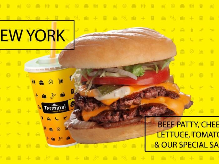 Terminal Burger New York