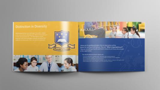Multinational School Brand Guide