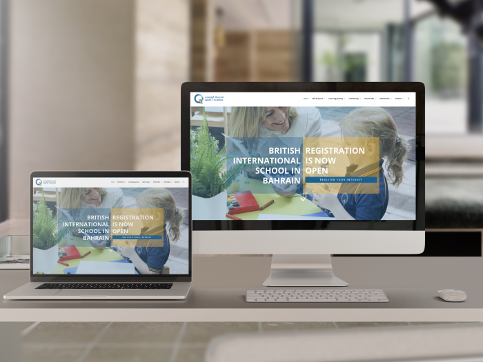 Quest School Home Page