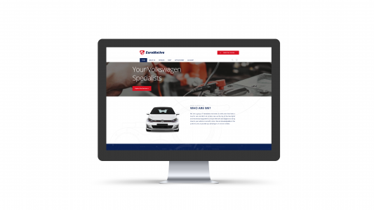 Euromotive Home Page